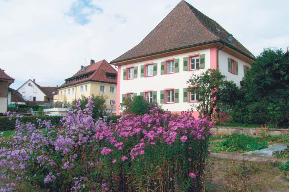 Pfarrhaus St. Bartholomäus - Görwihl
