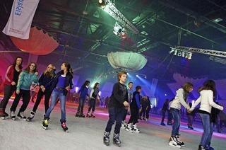 Karten für die Eislaufhalle Offenburg