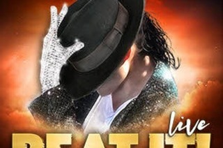 Beat It! Die Michael Jackson Tribute Show in Offenburg