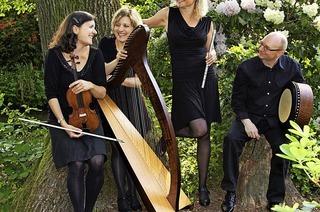 Irish Folk mit dem Ensemble Dúil in Minseln