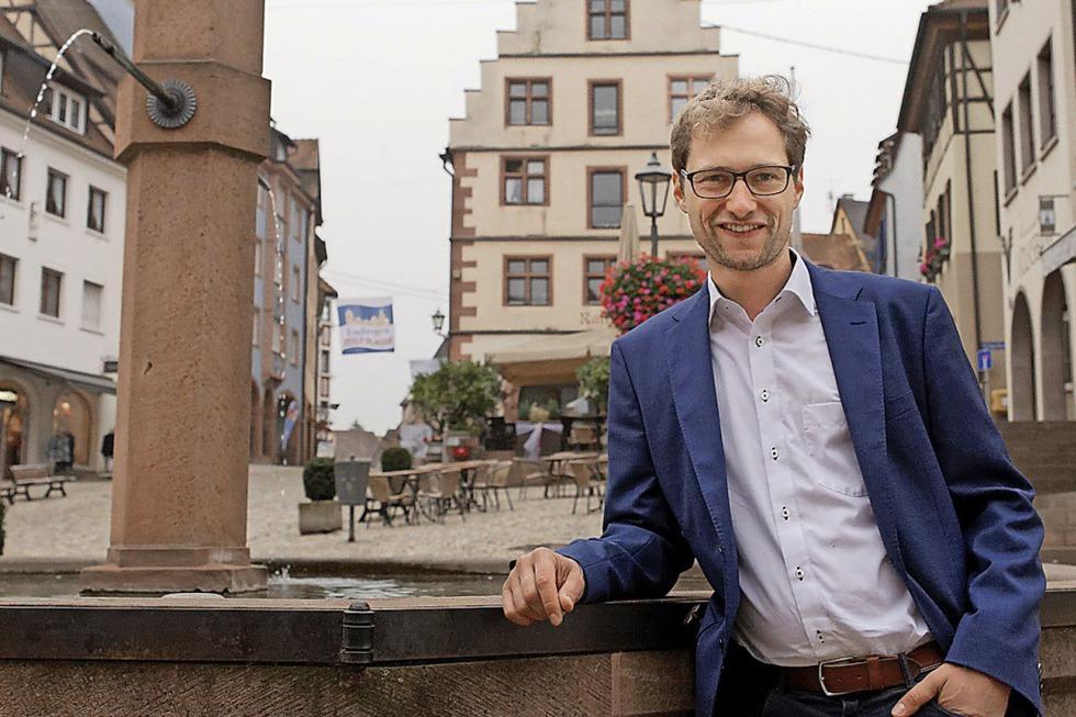 Stadtrundgang durch Endingen mit Bürgermeisterkandidat Andreas Schmidt - Badische Zeitung TICKET