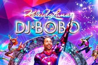 """Weltpremiere im Europa-Park – DJ BoBo präsentiert seine neue Konzerttour """"KaleidoLuna"""""""