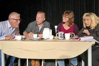 """Kammertheater Riehen zeigt mit """"Verwandte und andere Betrüger"""" erneut Hochstapler-Komödie"""