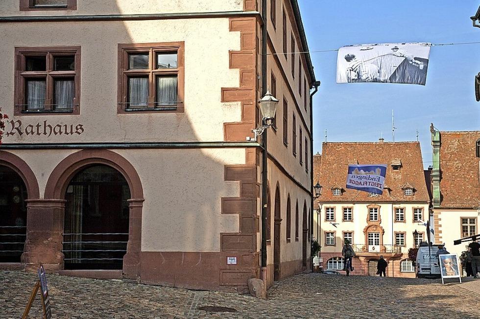 Stadtrundgang durch Endingen mit Bürgermeisterkandidat Jörg Dengler - Badische Zeitung TICKET