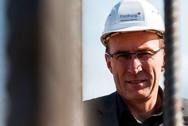 Freiburgs wiedergewählter Baubürgermeister Haag: Bürgerbegehren über Dietenbach wäre eine Enttäuschung