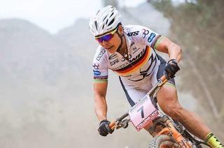 Wie geht die Karriere von Mountainbikerin Sabine Spitz weiter?