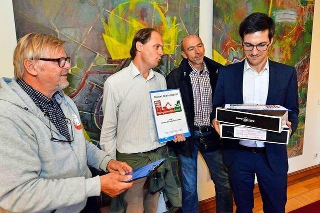 Bürgerentscheid zu Dietenbach kommt – nun müssen die Freiburger abstimmen
