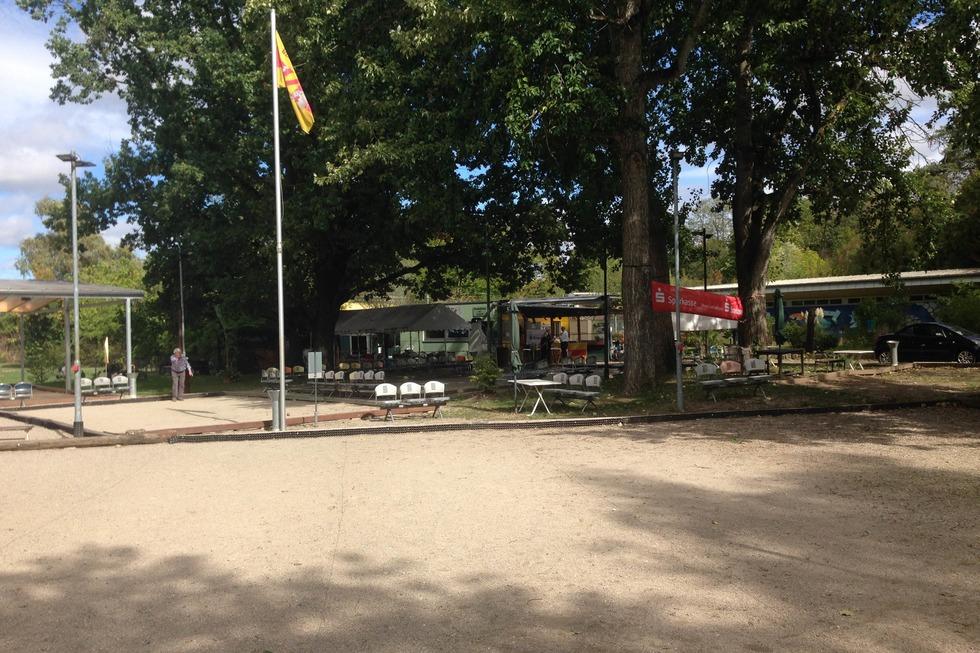 Boulodrôme am Seepark - Freiburg
