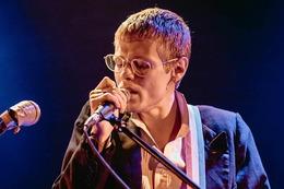 Fotos: Jesper Munk live im Jazzhaus