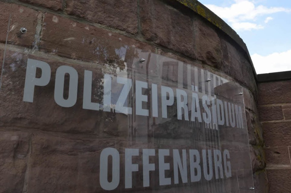 Polizeipräsidium - Offenburg