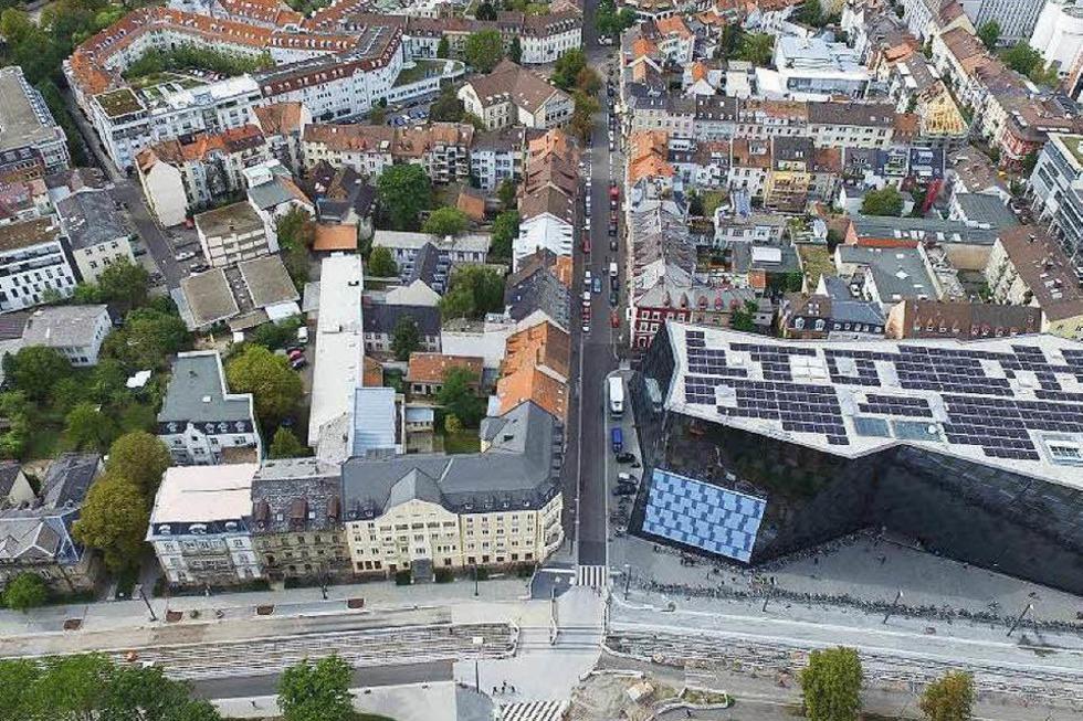 Sedanquartier (Im Grün) - Freiburg