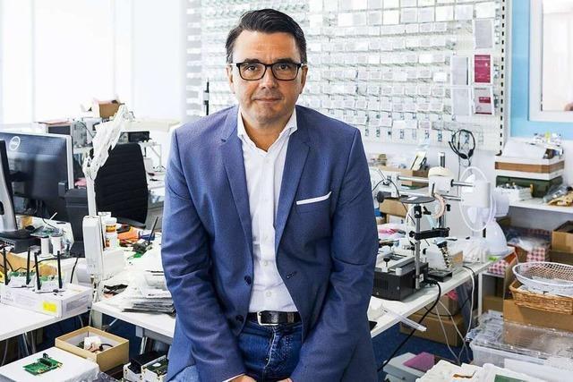 Michael Unmüßig: Der Serienunternehmer