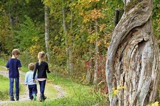 Geocaching für Kinder