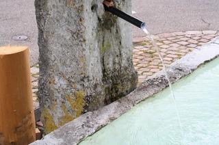 Stockbrunnen Gersbach