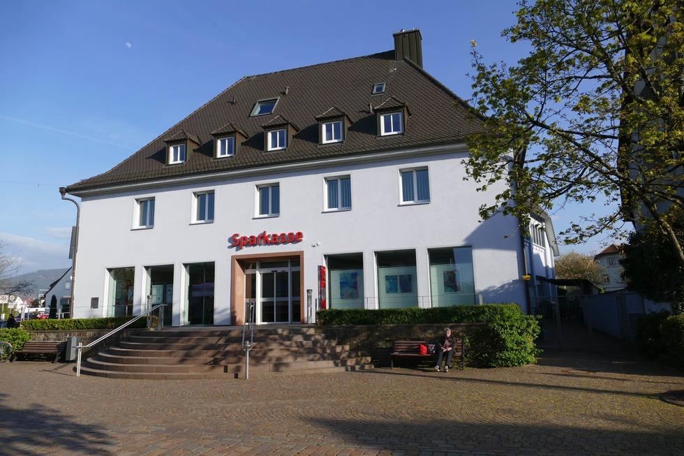 Sparkasse - Kirchzarten