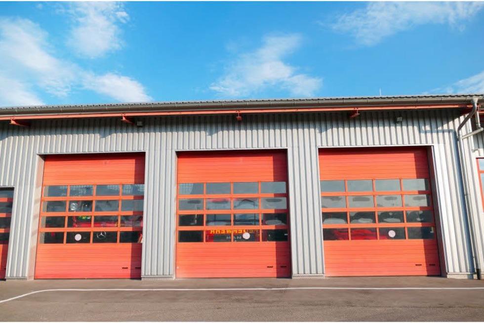 Feuerwehrhaus Freiwillige Feuerwehr - Binzen