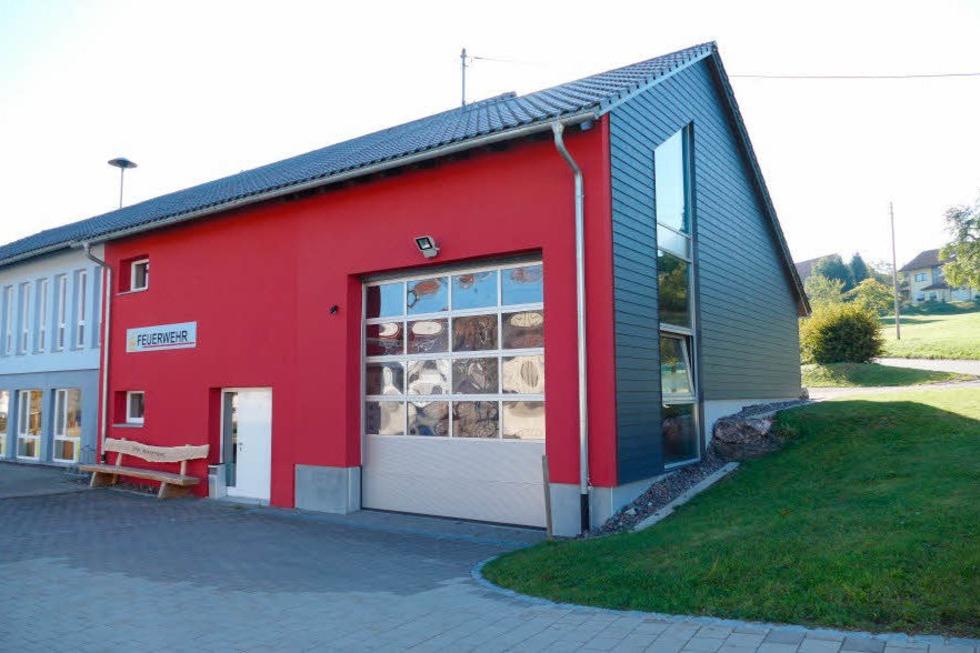 Feuerwehrgerätehaus Münchingen - Wutach
