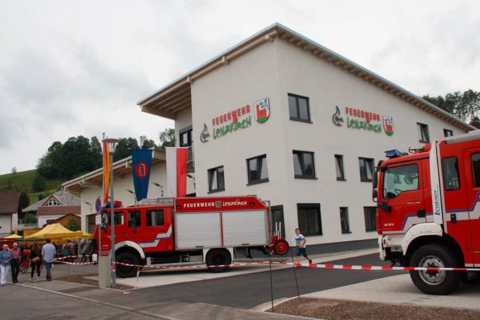 Feuerwehrgerätehaus - Lenzkirch