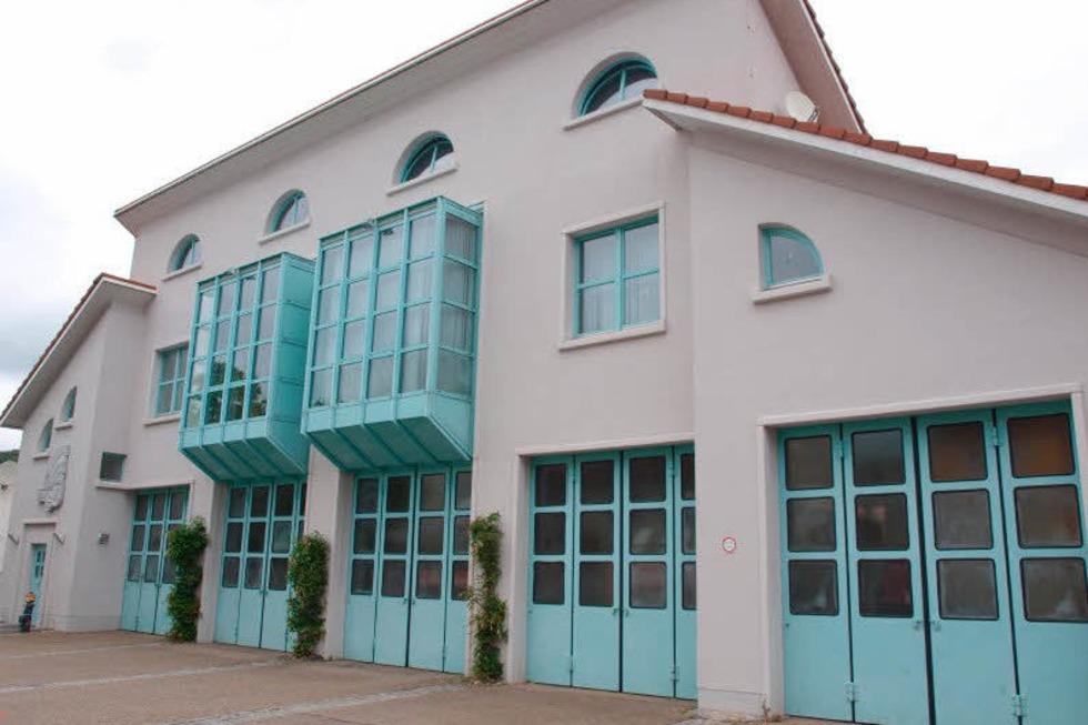 Feuerwehrhaus Brombach - Lörrach