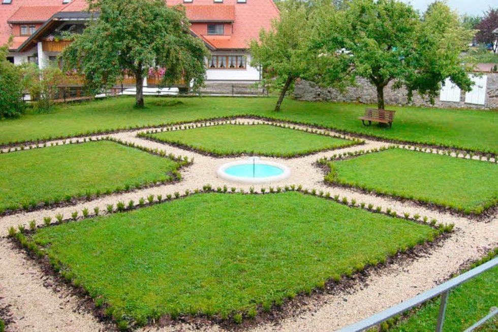 Klostergarten Riedern - Ühlingen-Birkendorf