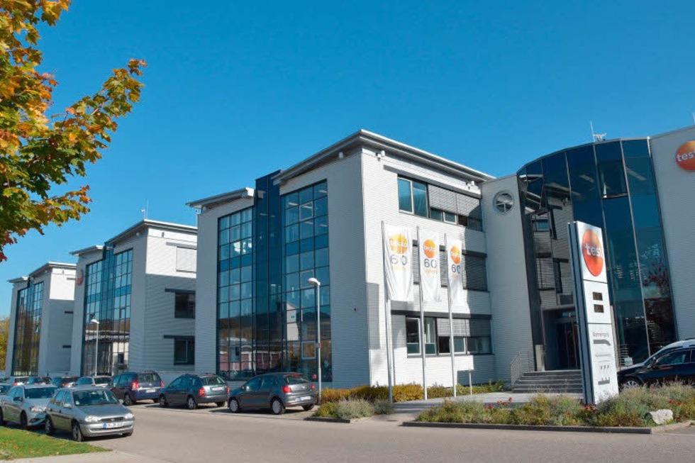 Testo Industrial Services - Kirchzarten