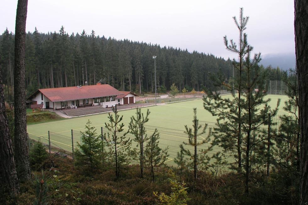 Kurt-Hetzel-Waldstadion - Schluchsee