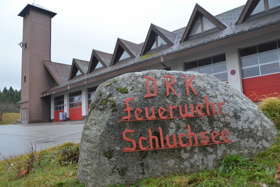Feuerwehrgerätehaus - Schluchsee