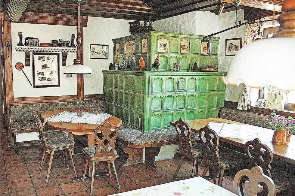 Gaststätte Entenköpfer (geschlossen) - Meißenheim