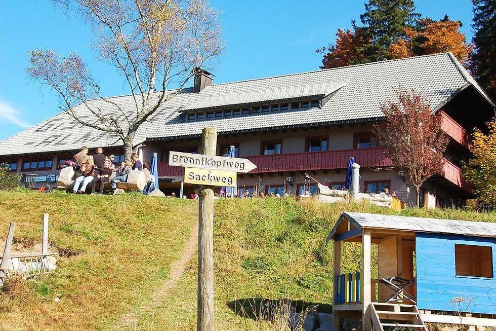 Berggasthaus Gisiboden (Geschwend) - Todtnau