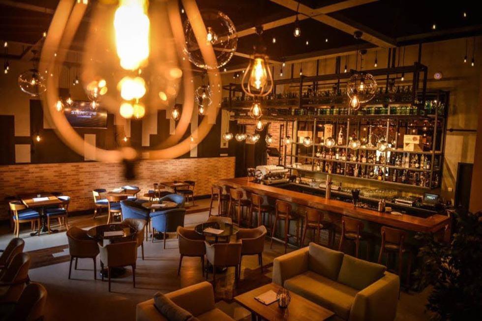 Steampipe - Hookah-Lounge-Café - Müllheim