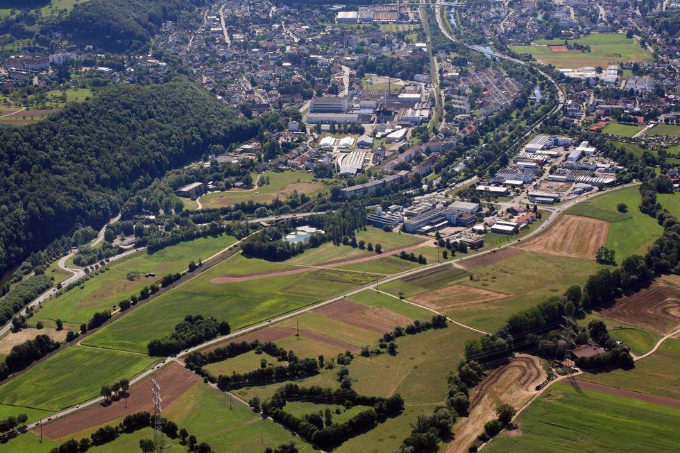Ortsteil Hauingen - Lörrach