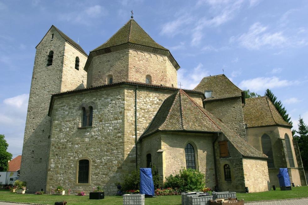 Abteikirche Ottmarsheim - Ottmarsheim