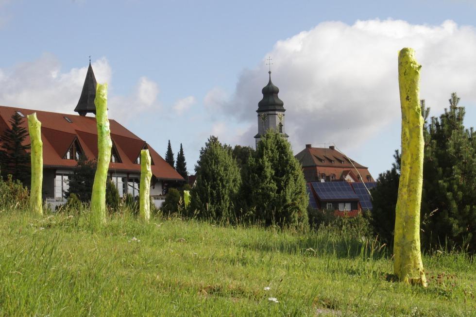 Skulpturenpark - Grafenhausen