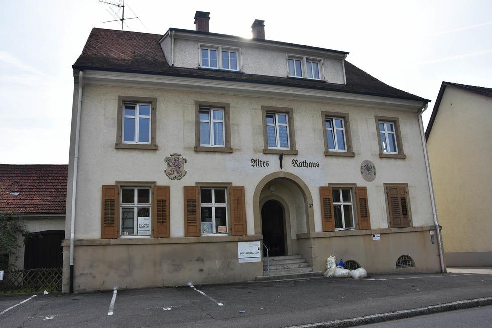 Altes Rathaus Nollingen - Rheinfelden