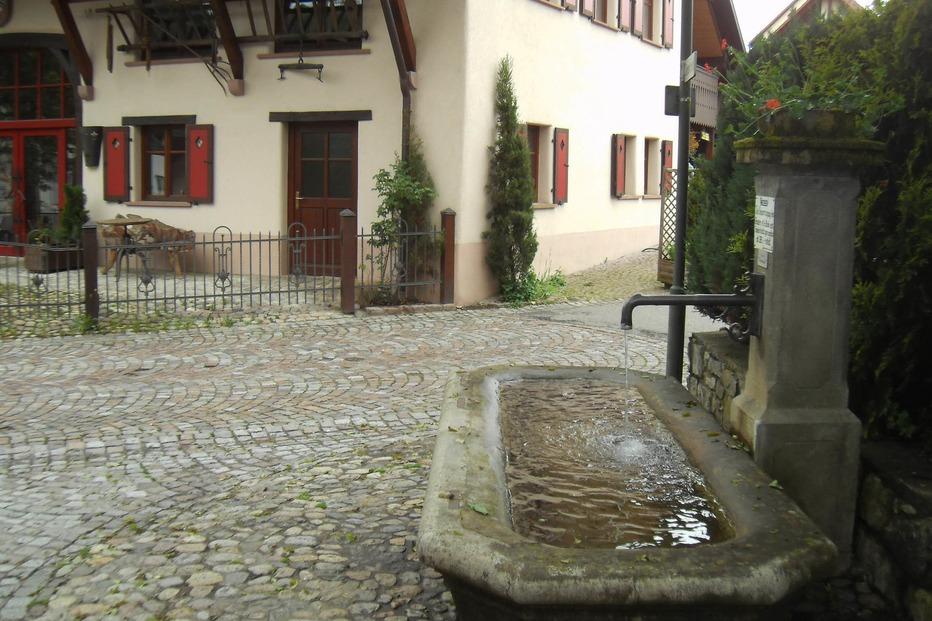 Stadtteil Enkendorf - Wehr
