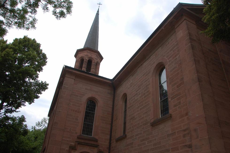Evangelische Stadtkirche - Waldkirch