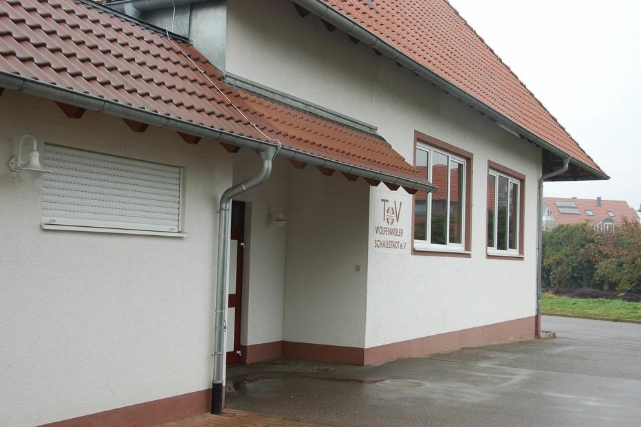 Turnhalle TV Wolfenweiler-Schallstadt - Schallstadt