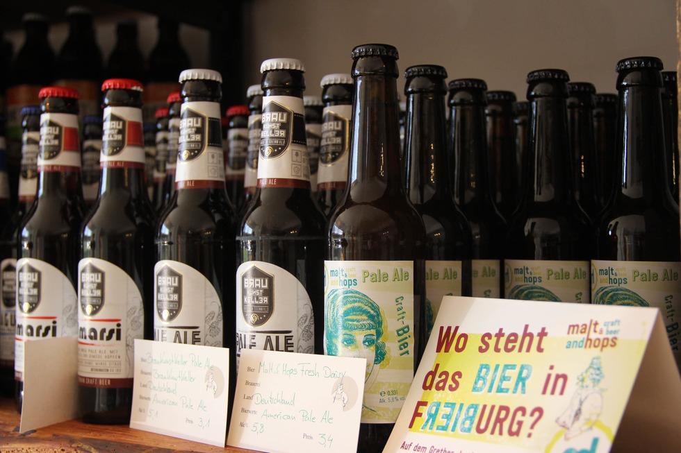 Bierhandlung - Freiburg