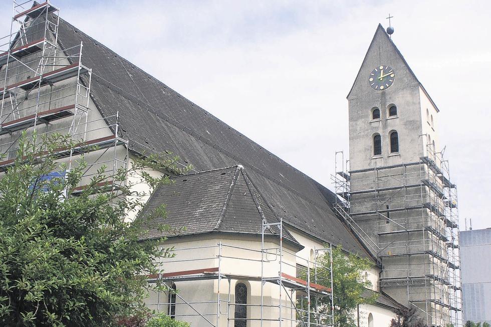 Kirche St. Josef - Albbruck