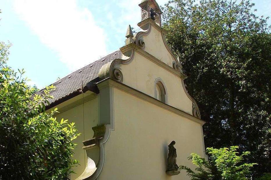 Schlosskapelle - Bad Krozingen