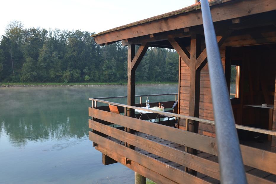 Rheinufer-Herberge Zum Fischbähren - Murg