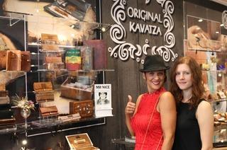 Original Kavatza (geschlossen)