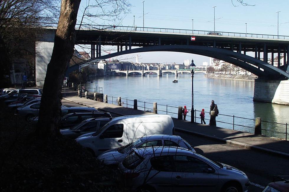 Wettsteinbrücke - Basel