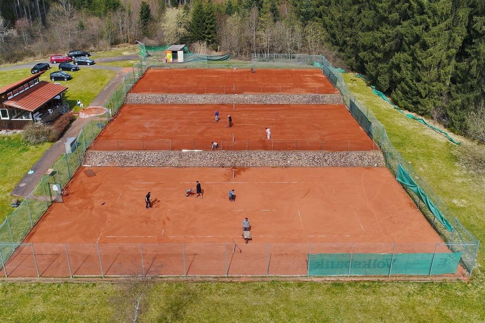 Clubheim Tennisgilde - Löffingen