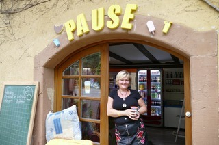 Kiosk Pause