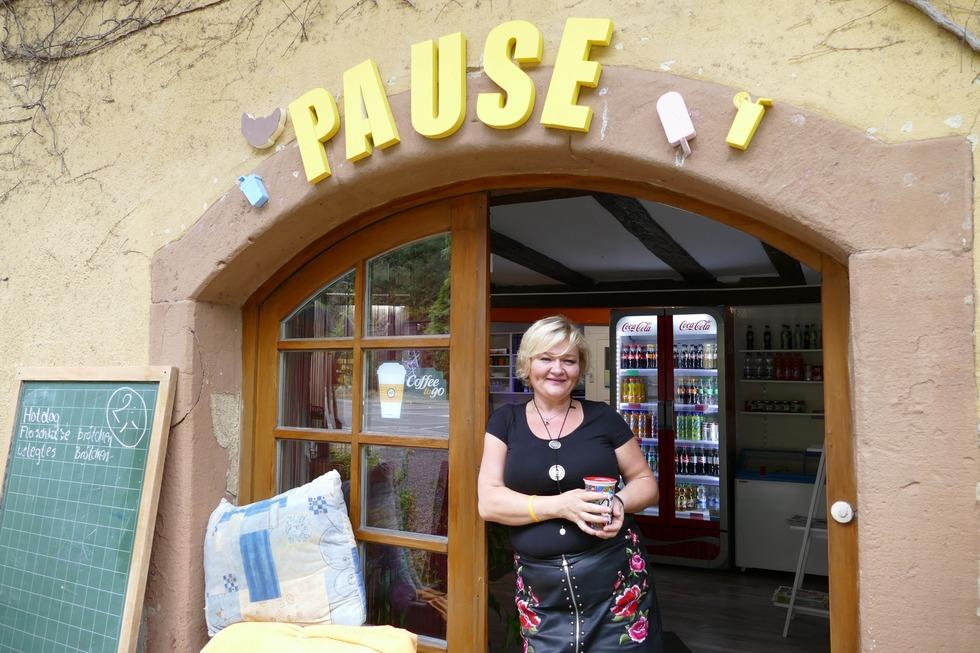 Kiosk Pause - Buchenbach