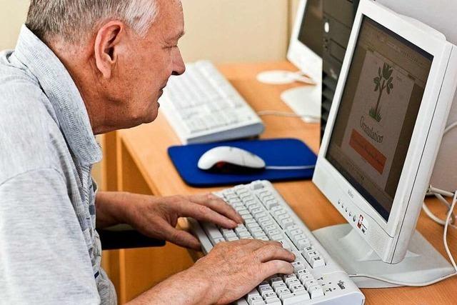 Was Senioren mit Apps und Gmail alles machen können