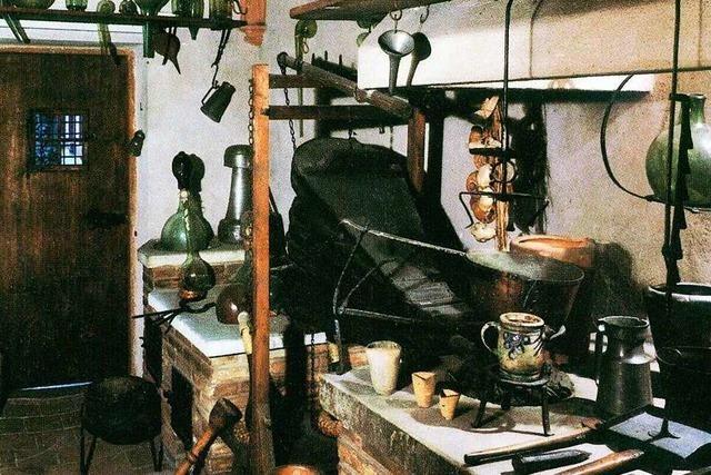 Pharmaziemuseum Basel