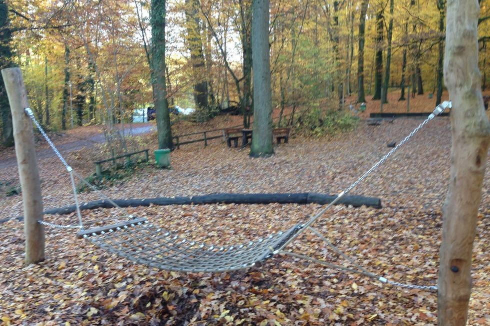 Spielplatz am Waldstadion - Gundelfingen