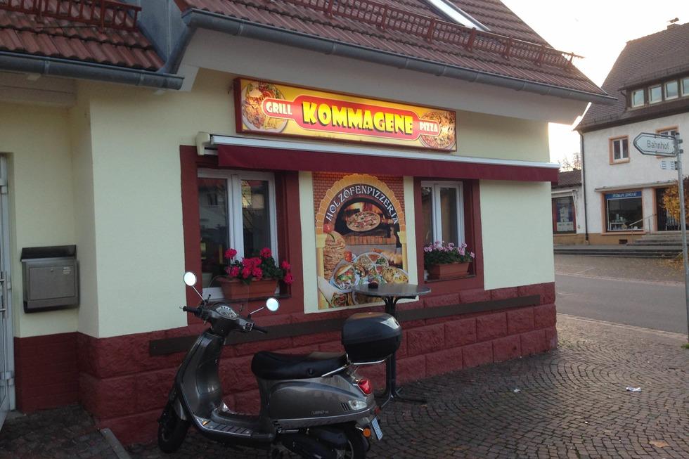 Kommagene Grill-Pizza - Gundelfingen